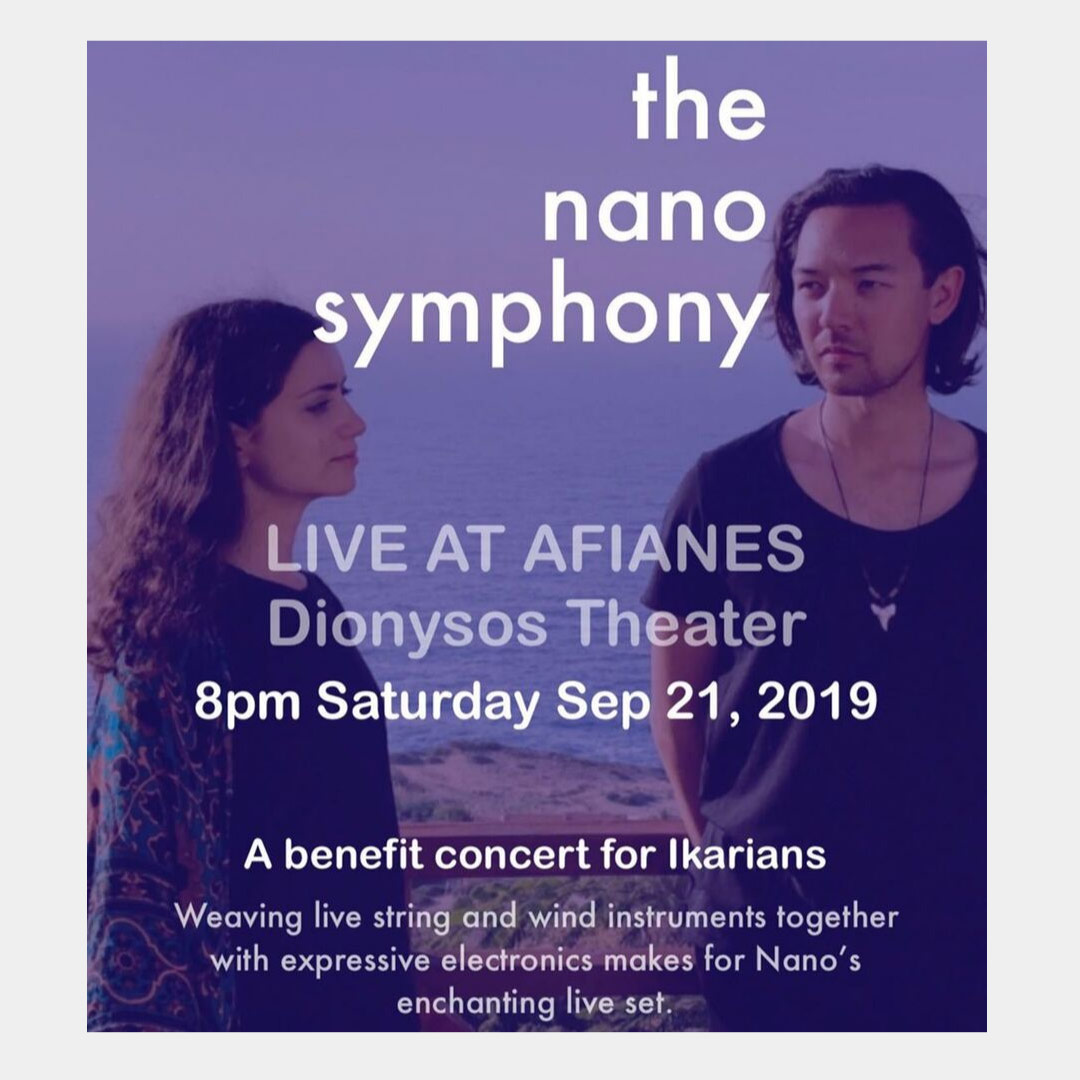 The Nano Symphony Live at Afianes Winery
